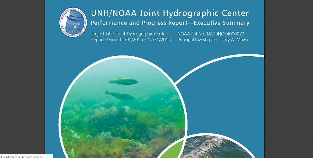 UNH NOAA Canada